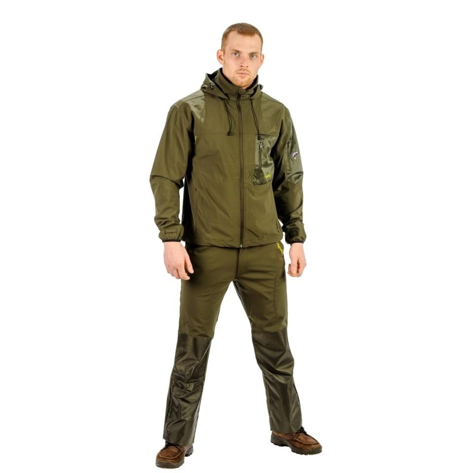 Куртка КК-01 Р тонкая (soft shell