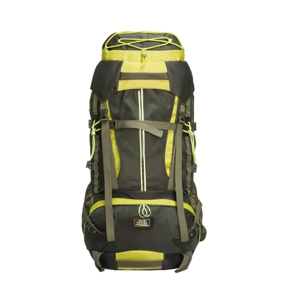 Рюкзак Р-55+10Х трекинговый (цвет: хаки)