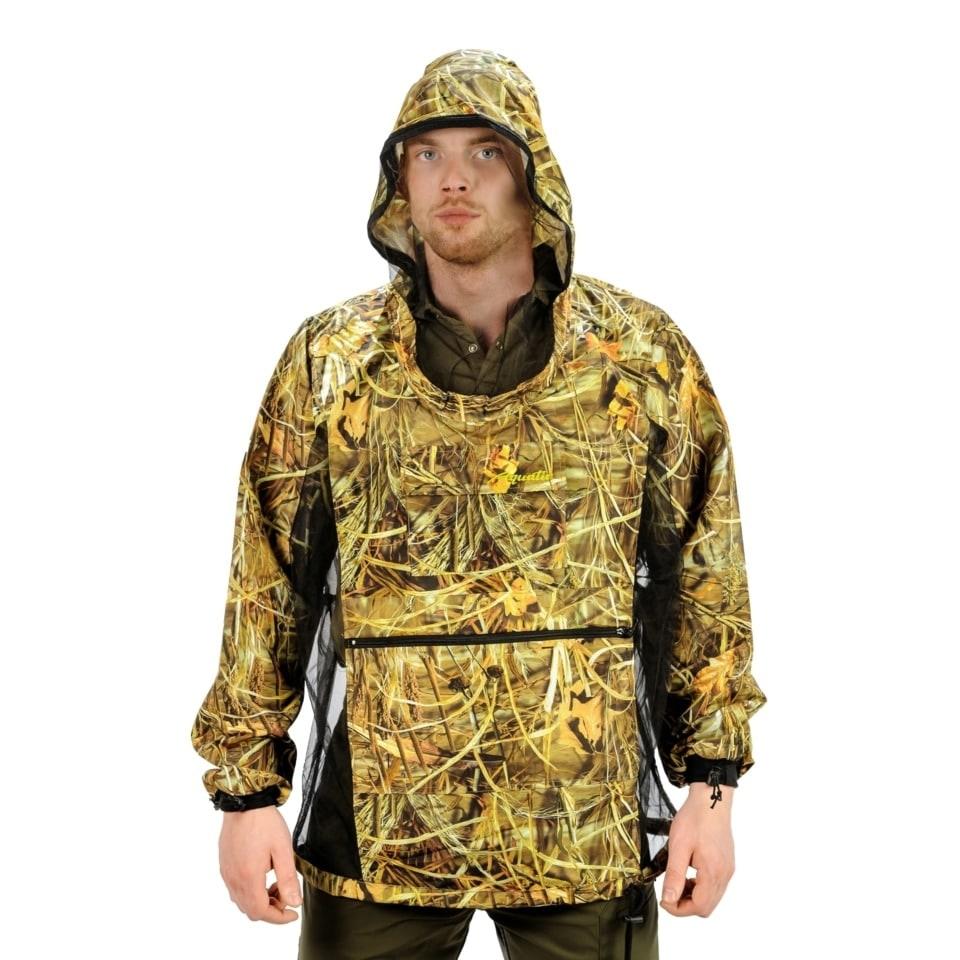 Антимоскитная куртка ANTI-MOSQUITO-01K (камуфляж)
