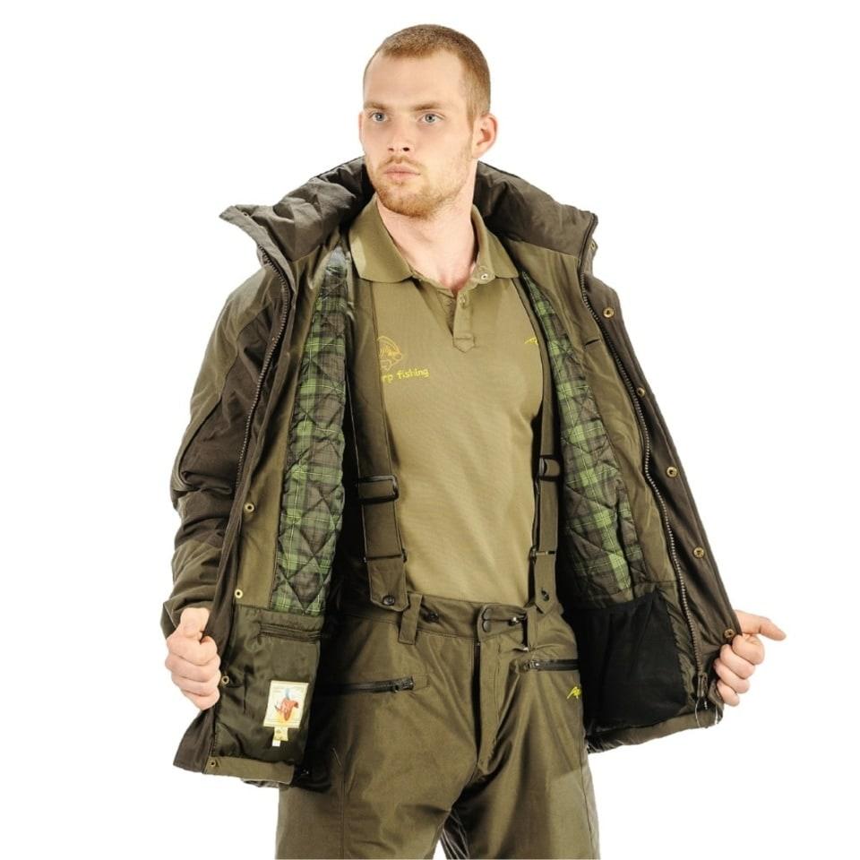 Куртка КК-02 зимняя