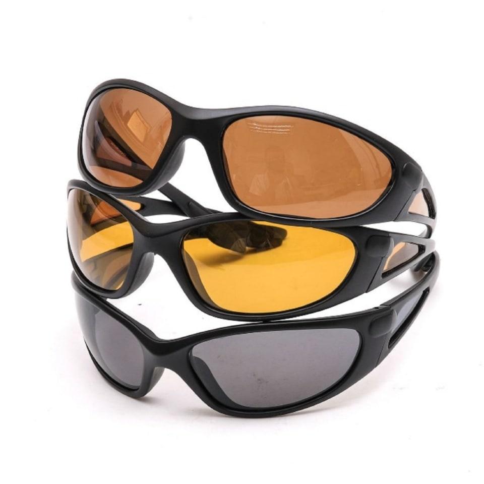 Поляризационные очки Aquatic в пластиковой оправе
