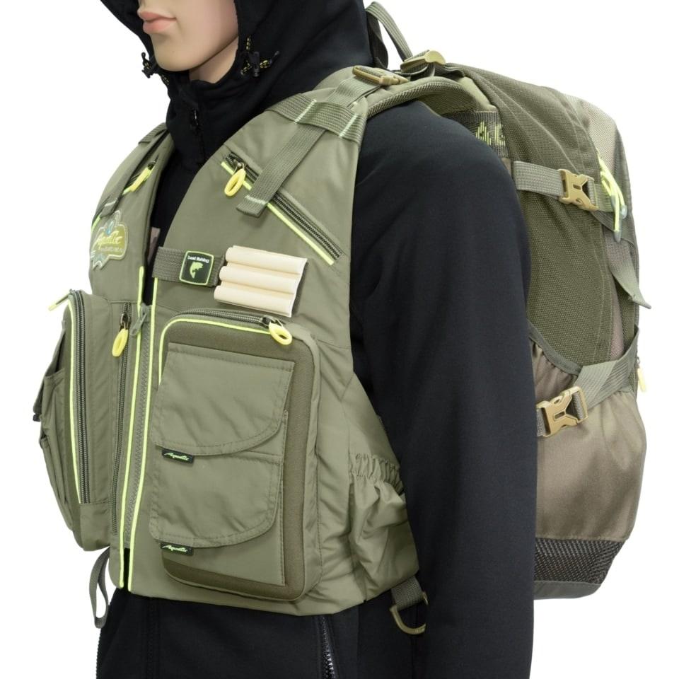 Рюкзак + жилет РЖ-01 (комплект)