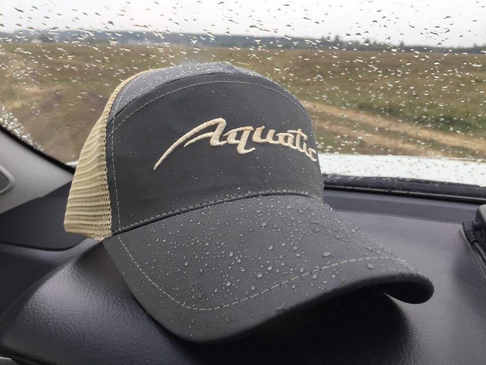 Летняя кепка Aquatic КА-06Х (цвет: хаки)