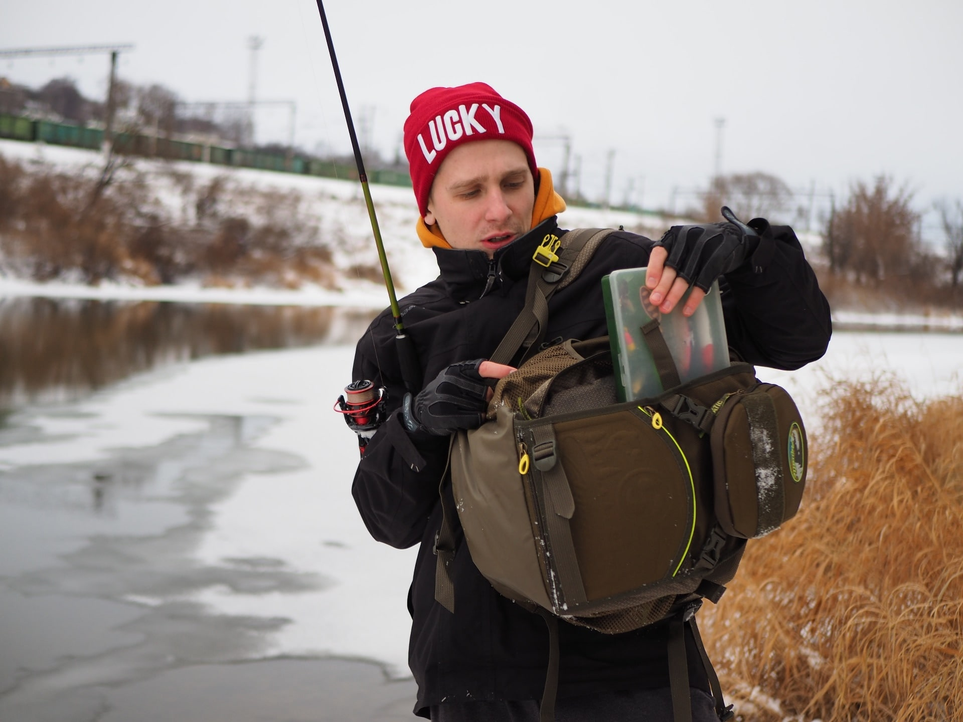 Рюкзак Р-35 рыболовный