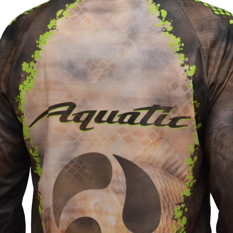 Джерси Аquatic ДЖ-02 (логотип карп)