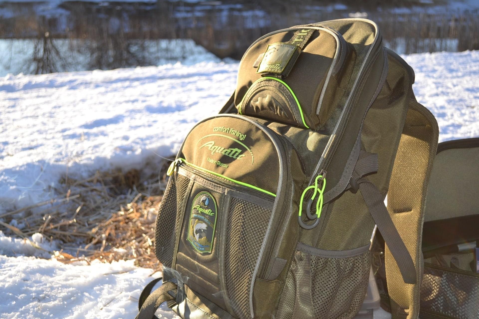 Рюкзак Р-40Х рыболовный (цвет: хаки)