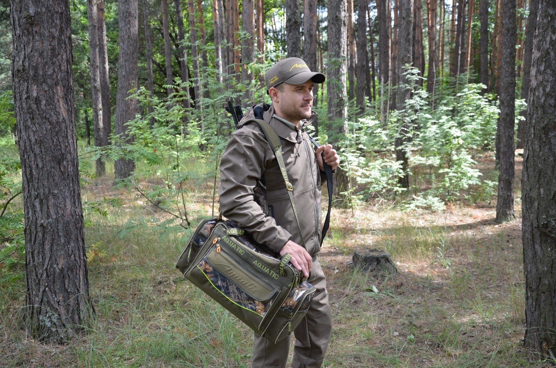 Сумка СО-09 охотника (28х50х32 см)