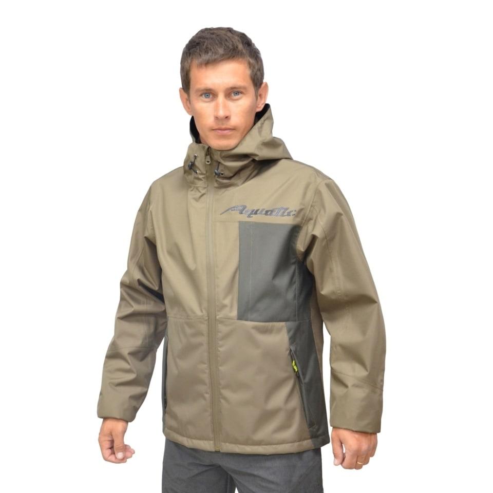 Куртка КД-02Ф от дождя (мембрана: 10000/10000 цвет falcon)