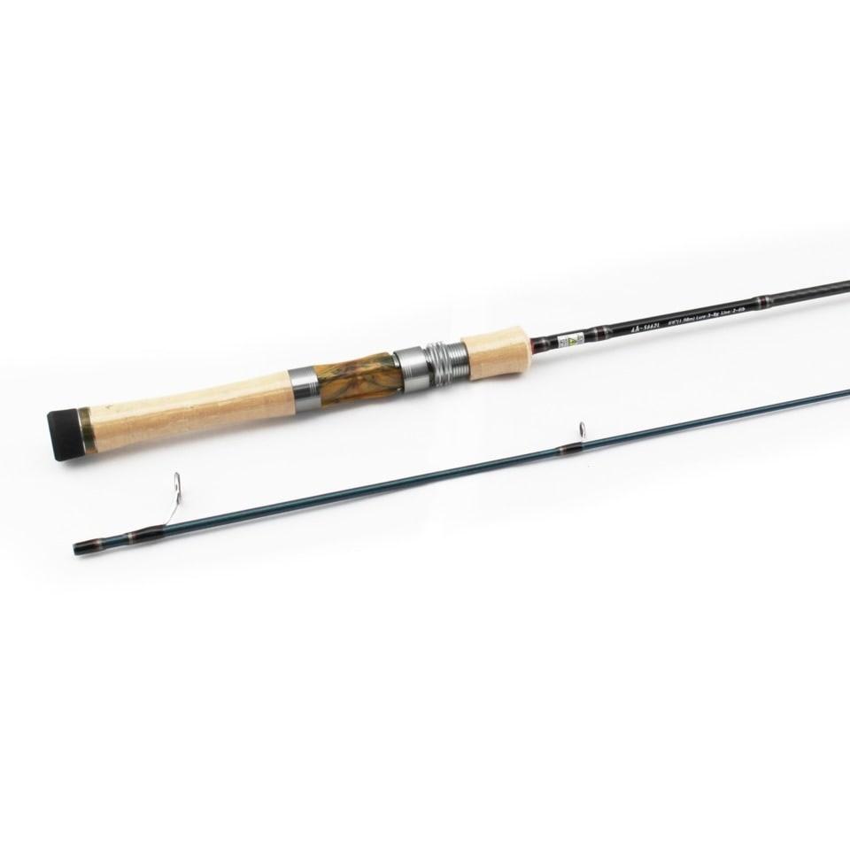 Спиннинг Crony Stream S662L / 198 cm 3-8 g 2-6 lb