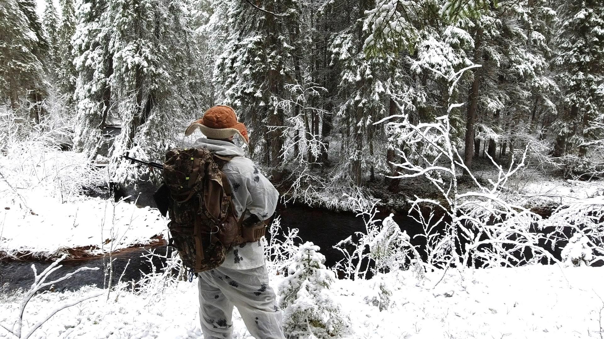Видеообзор рюкзака Aquatic РО-66 от охотника из Карелии