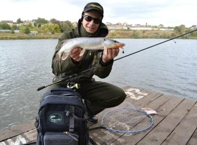Обзор рыболовного рюкзака Aquatic РК-02 от Дениса Фалько