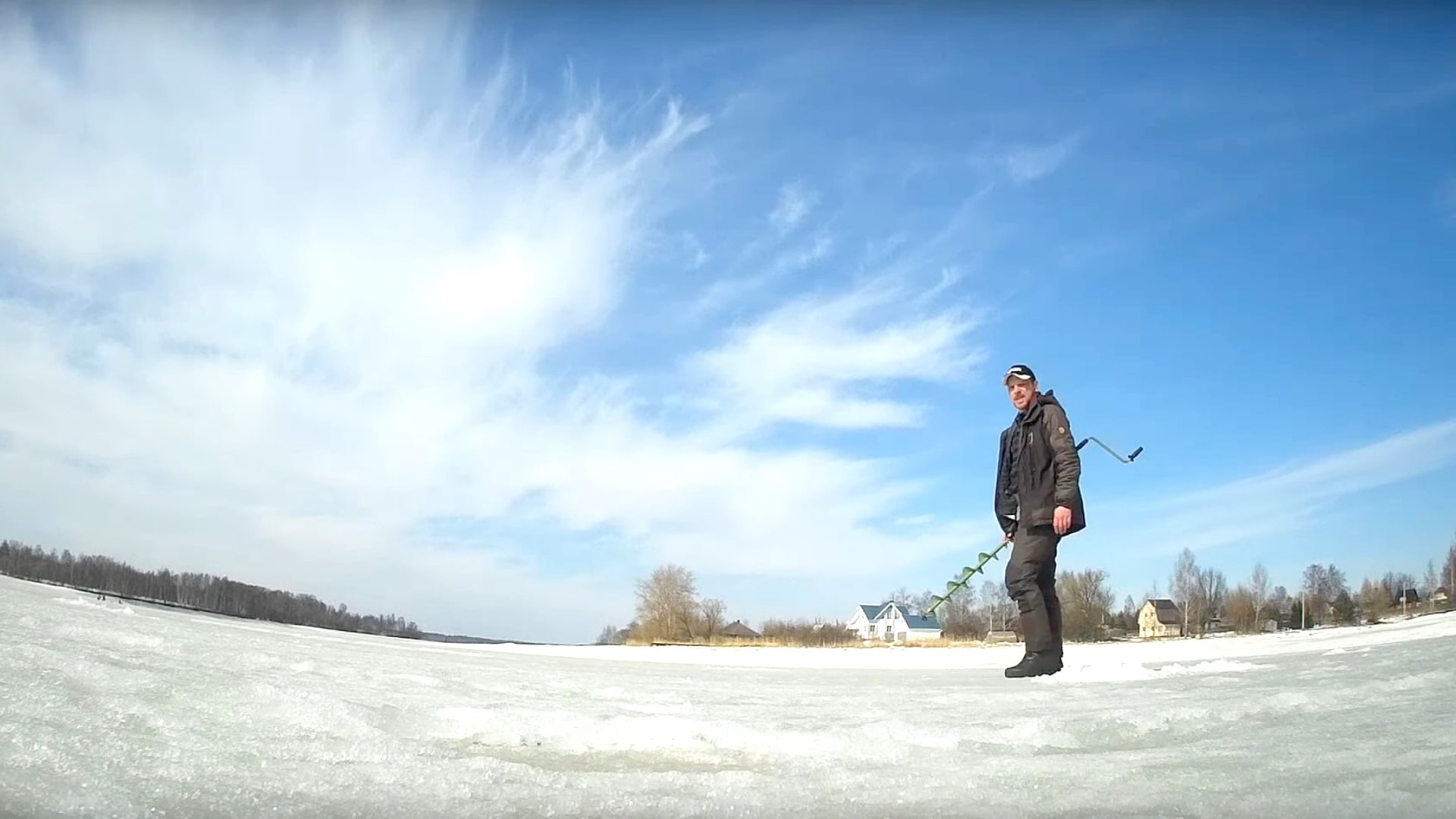 Видеообзор зимнего костюма Aquatic К-02 от Алексея Демидовича