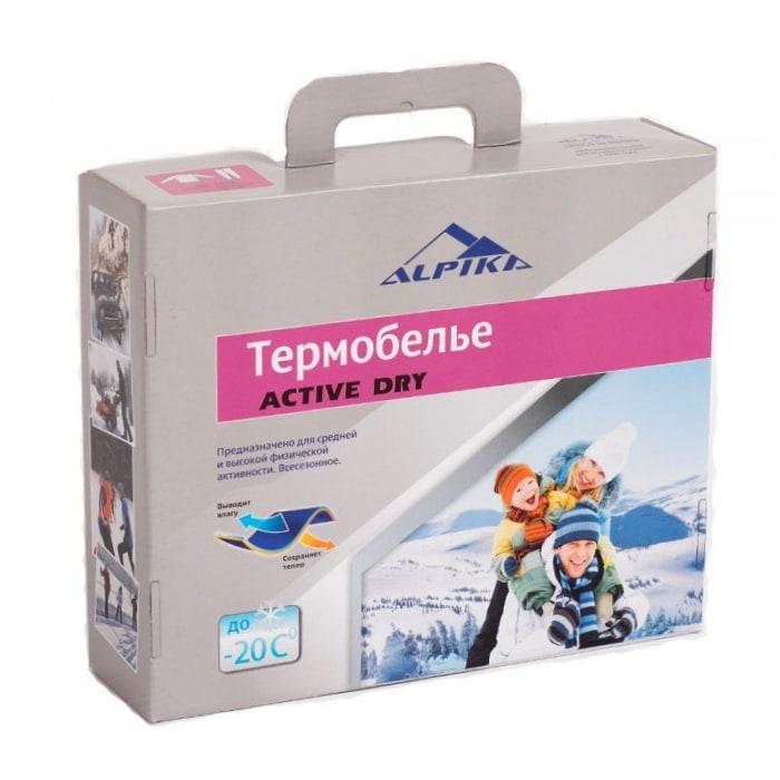 Термобелье Т-10 ALPIKA ACTIVE DRY